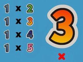 Gamificación en educación: Las tablas de multiplicar. 2ª Parte